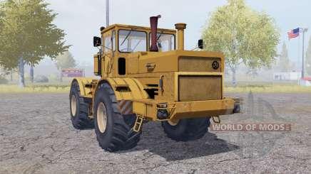 Kirovets K-700A animation doors for Farming Simulator 2013