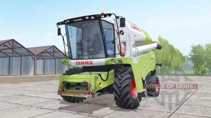 Claas Tucano 320 with header for Farming Simulator 2017
