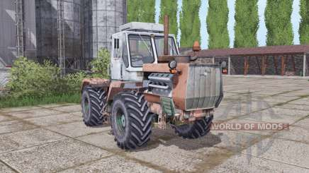 T-150K range of configurations for Farming Simulator 2017
