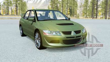 Mitsubishi Lancer Evolution VIII 2004 for BeamNG Drive