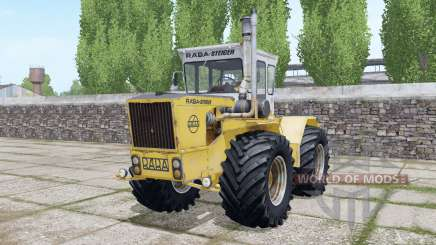 Raba-Steiger 250 double wheels for Farming Simulator 2017