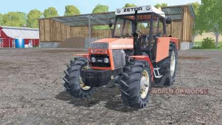 Zetor 12145 Turbo TUR 620 for Farming Simulator 2015