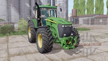 John Deere 7720 animation parts for Farming Simulator 2017