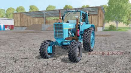 Belarus MTZ 82 PKU-0.8 for Farming Simulator 2015