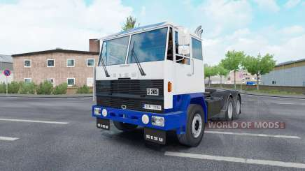 Sisu M-162 for Euro Truck Simulator 2