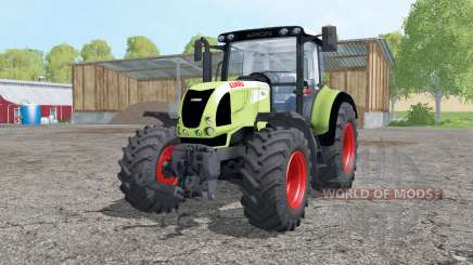 CLAAS Arion 620 intеractive control for Farming Simulator 2015