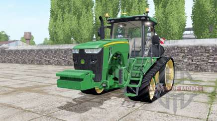 John Deere 8370RT 2014 for Farming Simulator 2017