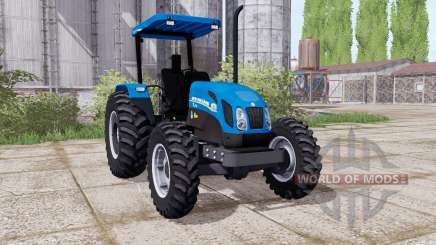 New Holland TL 75e for Farming Simulator 2017
