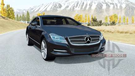 Mercedes-Benz CLS 350 (C218) 2010 for BeamNG Drive