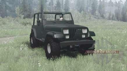 Jeep Wrangler (YJ) 1993 for MudRunner