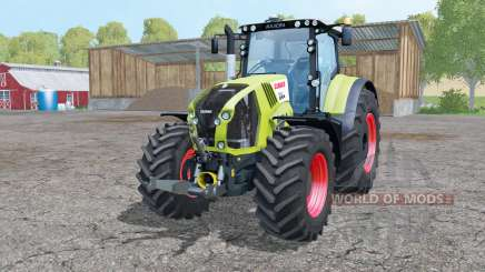 CLAAS Axion 850 wheels weights for Farming Simulator 2015