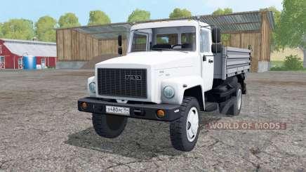 GAZ SAZ 35071-trailer for Farming Simulator 2015