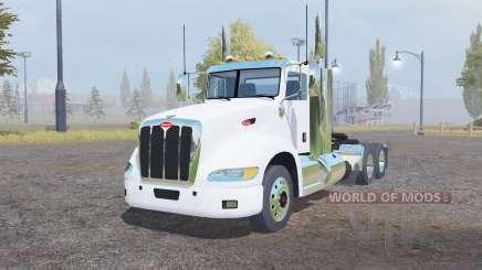 Peterbilt 386 Day Cab for Farming Simulator 2013