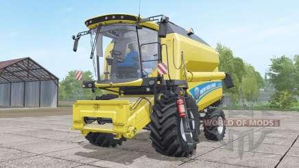 New Holland TC5.80 configure for Farming Simulator 2017