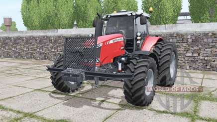 Massey Ferguson 7720 More Realistic for Farming Simulator 2017