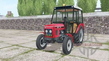 Zetor 7011 interactive control for Farming Simulator 2017