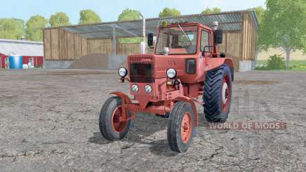 MTZ 80 Belarus with animation parts for Farming Simulator 2015