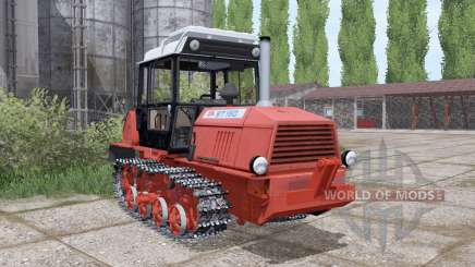 W 150 with a blade for Farming Simulator 2017