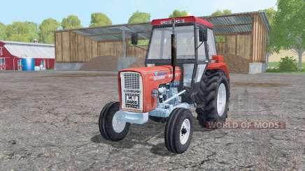 Ursus C-360 soft red for Farming Simulator 2015
