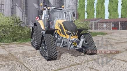 Valtra T214 crawler modules for Farming Simulator 2017
