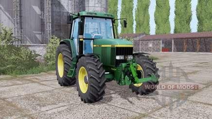 John Deere 6810 duаl rear for Farming Simulator 2017