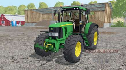John Deere 6620 for Farming Simulator 2015