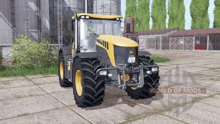JCB Fastrac 3200 Xtra more configurations for Farming Simulator 2017