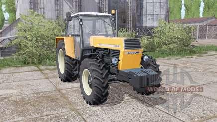 Ursus 1224 interactive control for Farming Simulator 2017
