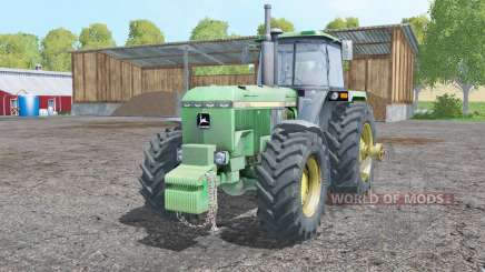 John Deere 4755 front weight for Farming Simulator 2015