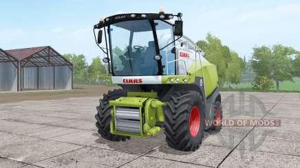 Claas Jaguar 840 with Orbis 750 for Farming Simulator 2017