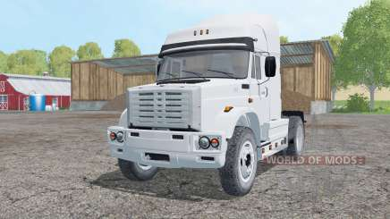 ZIL 5417 4x4 for Farming Simulator 2015