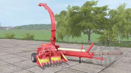 Pottinger Mex 6 for Farming Simulator 2017