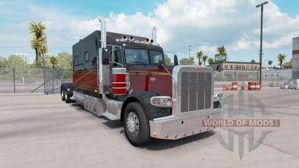 Peterbilt 389 Long Sleeper for American Truck Simulator