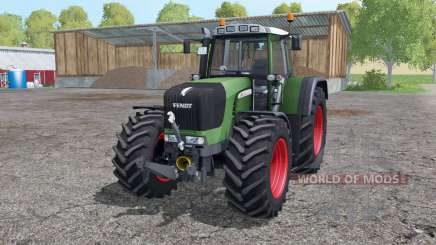 Fendt 930 Vario TMS interactive control for Farming Simulator 2015
