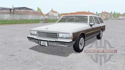 Chevrolet Caprice Classic Estate for Farming Simulator 2017