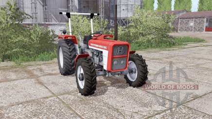 Lindner BF 450 SA dual rear for Farming Simulator 2017