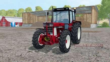 International 955 loader mounting for Farming Simulator 2015