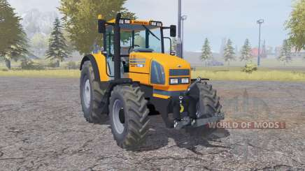 Renault Ares 610 RZ animation parts for Farming Simulator 2013