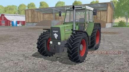 Fendt Favorit 611 LSA loader mounting for Farming Simulator 2015