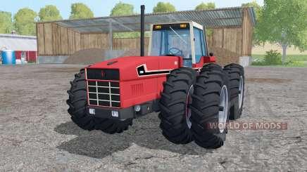 International 3588 twin wheels for Farming Simulator 2015