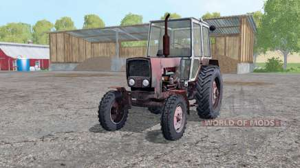 YUMZ 6КЛ with animation parts for Farming Simulator 2015