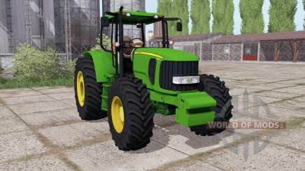 John Deere 6180J 2010 for Farming Simulator 2017