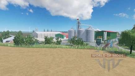 Sudthuringen v4.1 for Farming Simulator 2015
