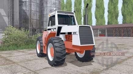 Case 2670 twin wheels for Farming Simulator 2017