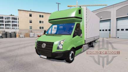 Volkswagen Crafter for American Truck Simulator
