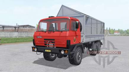 Tatra T815 replacement body for Farming Simulator 2017