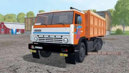 KamAZ 55102 6x6 for Farming Simulator 2015