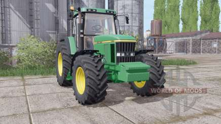 John Deere 7610 front weight for Farming Simulator 2017