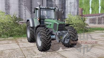 Fendt Favorit 822 Turboshift 1993 for Farming Simulator 2017