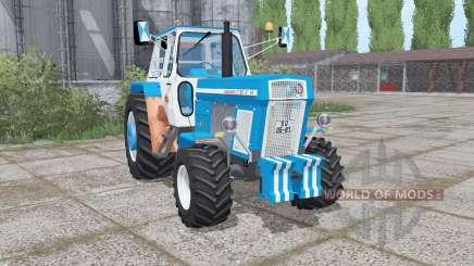Fortschritt Zt 303-E dual rear for Farming Simulator 2017
